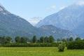 Landscape of Valtellina at summer near Dubino - PhotoDune Item for Sale