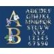 Floral Alphabet Font - GraphicRiver Item for Sale