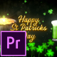 St. Patrick's Day Wishes - Premiere Pro - VideoHive Item for Sale