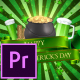 St. Patrick's Day Greetings - Premiere Pro - VideoHive Item for Sale
