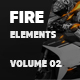 Fire Elements Volume 02 [Ae] - VideoHive Item for Sale