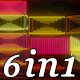 Neon Led Screen Patterns - VideoHive Item for Sale