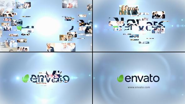 Multi Video Logo Intro