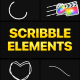 Scribble Elements 02 | FCPX - VideoHive Item for Sale