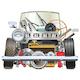 Vector Retro Car Spares Concept - GraphicRiver Item for Sale