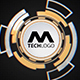 Hi-Tech Ball Logo Reveal - VideoHive Item for Sale