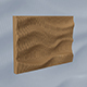 Parametric Wall Wave - 3DOcean Item for Sale
