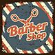 Retro Vintage Barbershop Sign Poster - GraphicRiver Item for Sale