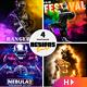 4 Photoshop Actions Bundle - Mar21 - GraphicRiver Item for Sale