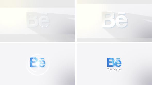 Simple Clean Logo Reveal