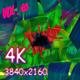 Tropical Neon Lights Vol. 03 4K VJ Loop - VideoHive Item for Sale