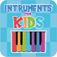 Instruments For Kids - HTML5 Educational Game - CodeCanyon Item for Sale