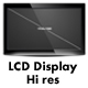 HD LCD Display - GraphicRiver Item for Sale