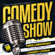 Comedy Show Flyer - GraphicRiver Item for Sale