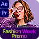 Fashion Week Promo - VideoHive Item for Sale