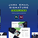 Jawa | Email Signature Template - GraphicRiver Item for Sale