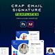 Crap | Email Signature Template - GraphicRiver Item for Sale