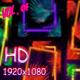 Tropical Neon Lights Vol. 04 VJ Loop - VideoHive Item for Sale