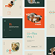 Elegant Coffee Shop Instagram Post and Story Template - GraphicRiver Item for Sale