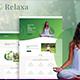 Relaxa - Yoga Teacher & Studio Elementor Template Kit - ThemeForest Item for Sale