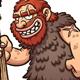 Cartoon Caveman - GraphicRiver Item for Sale