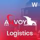 Anvoy -  Logistics WordPress Theme - ThemeForest Item for Sale