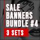 Sale Banners Bundle - GraphicRiver Item for Sale