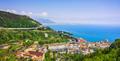 Vietri sul Mare town in Amalfi coast, panoramic view. Salerno Italy - PhotoDune Item for Sale