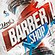 Flyer Barber Shop - GraphicRiver Item for Sale