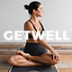 Getwell Wellness Presentation Template - GraphicRiver Item for Sale