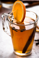 Warming Winter Tea with Dried Fruits and Rum - PhotoDune Item for Sale