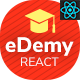 eDemy - React Next Education & LMS Template - ThemeForest Item for Sale