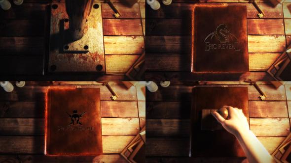 Epic Book Logo Reveals