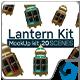 Ramadan Lantern Kit - GraphicRiver Item for Sale