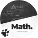 Math Formulas Logo Reveal v2 - VideoHive Item for Sale