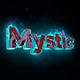 Mystic Saber Logo - VideoHive Item for Sale