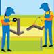 Welder Profession Vector Illustration - GraphicRiver Item for Sale
