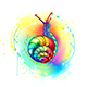 Rainbow Snail - GraphicRiver Item for Sale