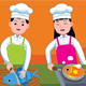 Chef Profession Vector Illustration - GraphicRiver Item for Sale