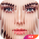 Sliced Mirror Photoshop Action - GraphicRiver Item for Sale