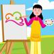 Artist Profession Vector Illustration - GraphicRiver Item for Sale