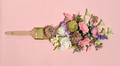 Brush with beautiful bouquet - PhotoDune Item for Sale