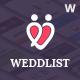 Weddlist - Wedding Vendor Directory WordPress Theme - ThemeForest Item for Sale