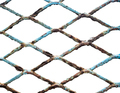 Isolated Old Chain Link Fence - PhotoDune Item for Sale