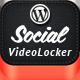 Social Video Locker for WordPress - CodeCanyon Item for Sale