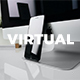 Virtual Technology Presentation Template - GraphicRiver Item for Sale
