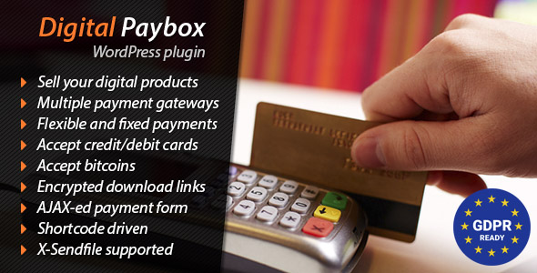Digital Paybox - WordPress Plugin