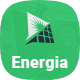 Energia - Renewable Energy WordPress Theme - ThemeForest Item for Sale