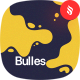 Bulles - Colorful Splash Backgrounds - GraphicRiver Item for Sale