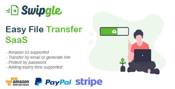 Swipgle - Easy File Transfer SaaS